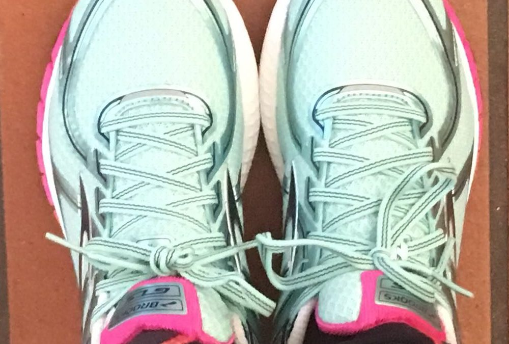 Running, scarpe nuove e ispirazione