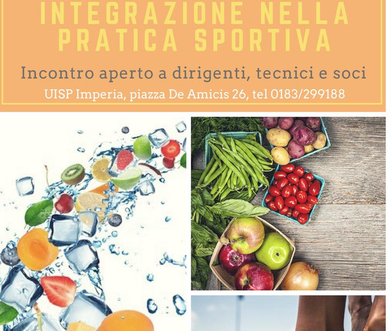 Alimentazione e integrazione nello sport