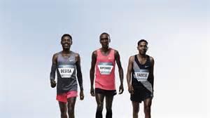 Corsa, obiettivi e record