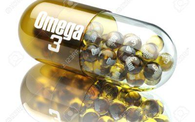 OMEGA-3 per la salute e per lo sport